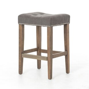 Mallory French 26 Bar Stool C2A Designs
