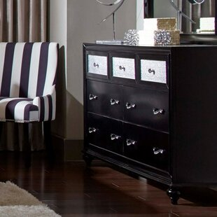 Willa Arlo Interiors Chappell 7 Drawer Dresser