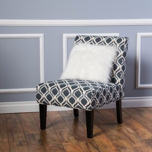 Bentley Slipper Chair by Ebern Designs