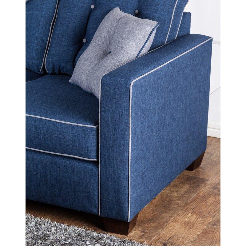 hokku designs urban valor sofa wayfair rh wayfair com velour sofa bed value sofas