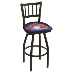 NCAA 36 Swivel Bar Stool Holland Bar Stool