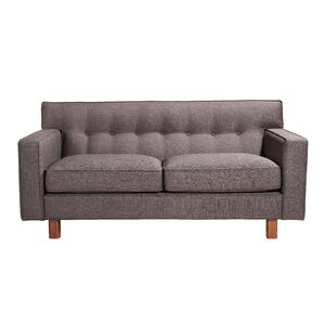 Ansel 2-Seater Modular Loveseat by Foundry S..