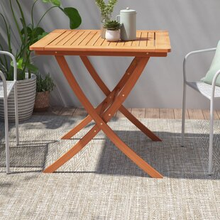 Melendez Folding Bistro Table By Sol 72 Outdoor