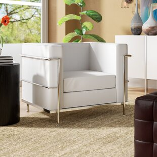 Affordable Demars Contemporary Mid-Back Lounge Chair with Encasing Frame Guest Chair by Comm Office Reviews (2019) & Buyer's Guide