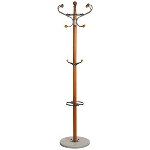 Cortesi Home Optima Marble Coat Rack