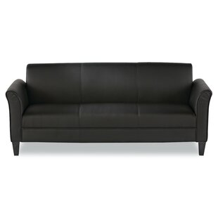 Deguzman Leather Sofa