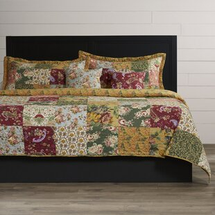 St. John Reversible Quilt Set