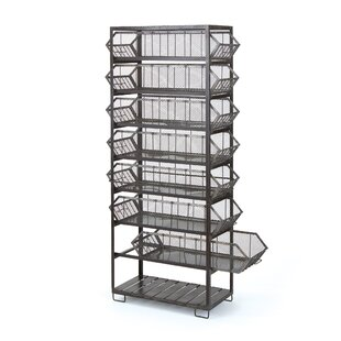 Inexpensive Aubrie Etagere Bookcase by 17 Stories