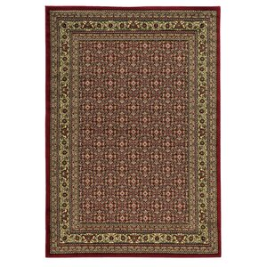 Northfields Red Area Rug