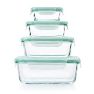 Good Grips Snap Glass 4 Container Food Storage Set