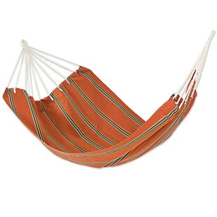 Novica Sunset Vista Acrylic Tree Hammock