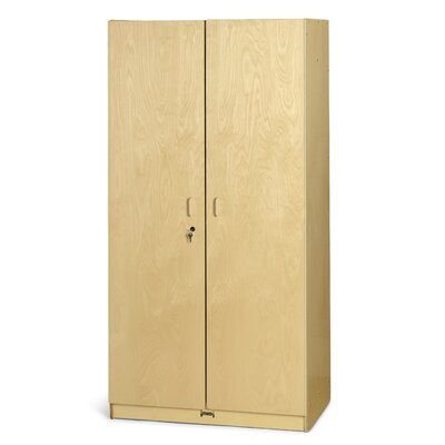 Jonti-Craft Wardrobe Closet Deluxe Armoire