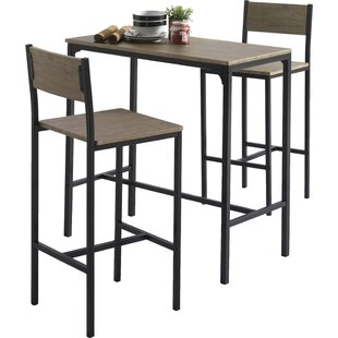 3 Piece Bar Table Set By 17 Stories
