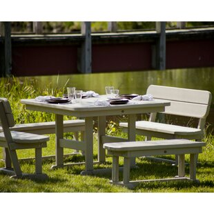 Park Dining Table by POLYWOOD® Fresh