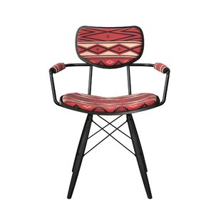 World Menagerie Samuels Upholstered Dining Chair