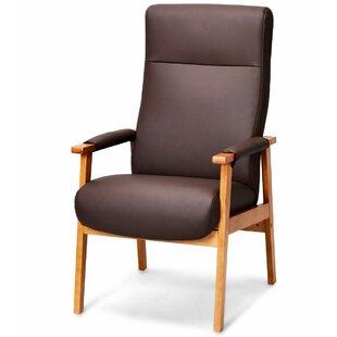 Watlington PU Leather Armchair