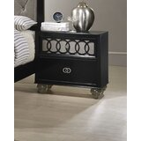 Odion 2 Drawer Nightstand by Canora Grey
