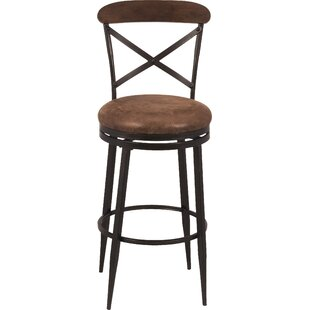 Merino 30 Swivel Bar Stool by Loon Peak Fresh