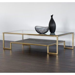 Looking for Carver Coffee Table by Sunpan Modern Reviews (2019) & Buyer's Guide
