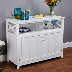 Bellwether Server by Beachcrest Home