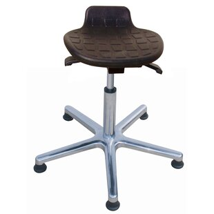 Height Adjustable Raheem Lab Stool By Ebern Designs