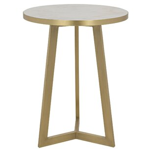 Loriot End Table by Noir