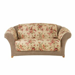 Lexington Box Cushion Loveseat Slipcover by Sure Fit