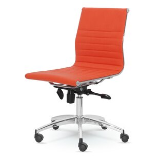 Save  sc 1 st  AllModern & Modern Orange Desk Chairs | AllModern