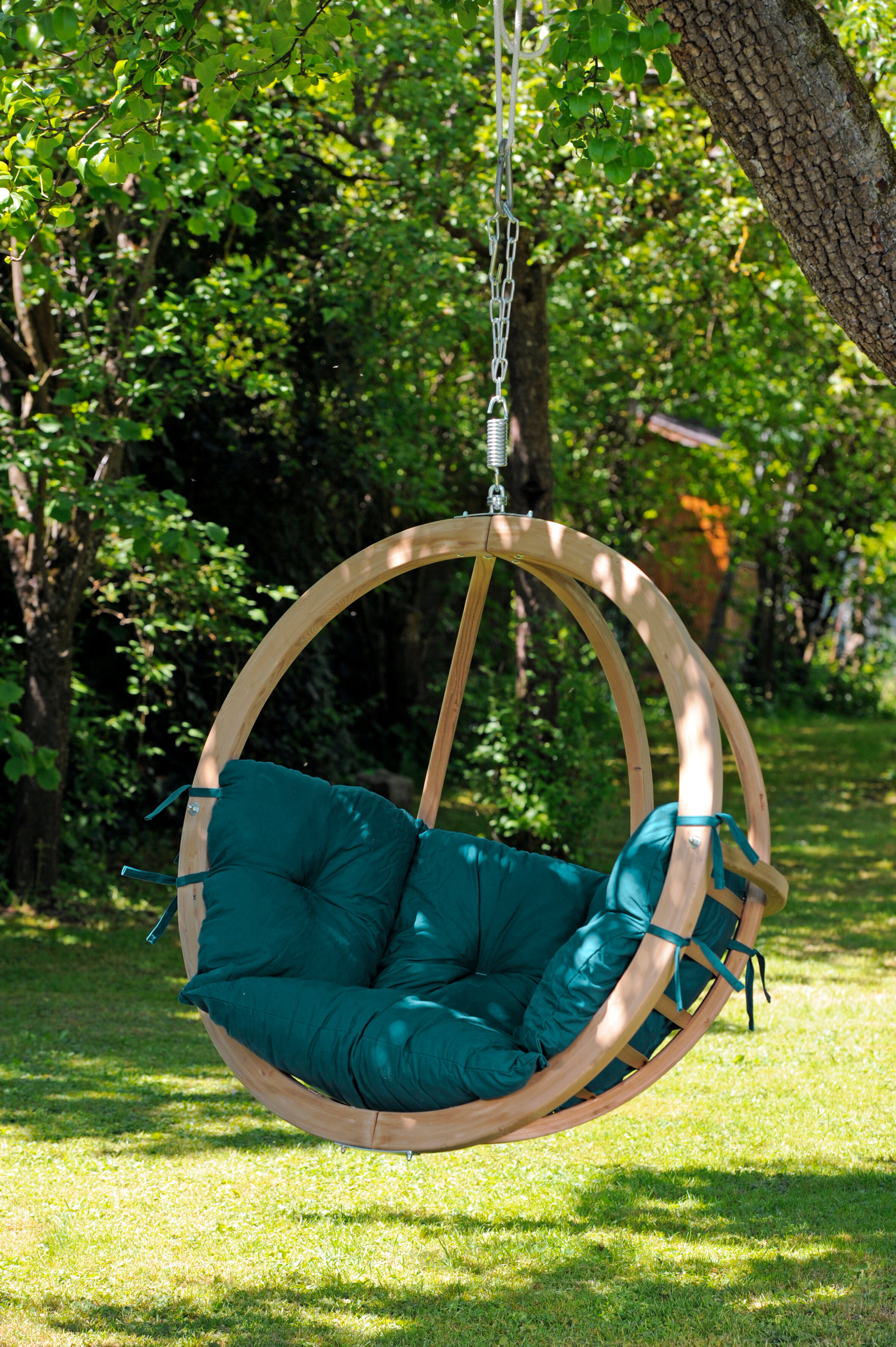 Picture of: 40 Hanging Tree Hammock Outdoor Playground Swing Chair Seat Accessories Included Patio Lawn Garden Patio Furniture Accessories