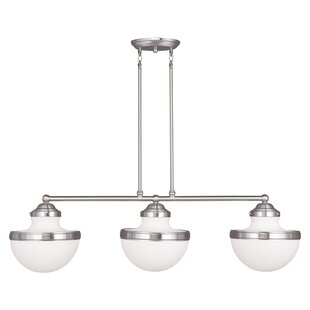 Myers 3-Light Kitchen Island Pendant by Andover Mills