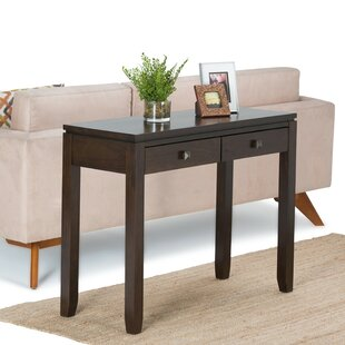 Amador Console Table by Alcott Hill