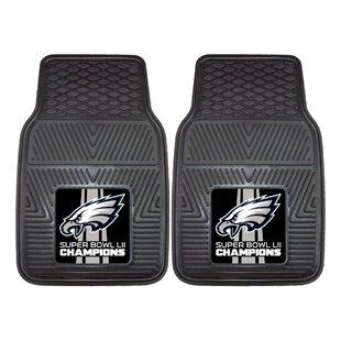 Philadelphia Eagles Car Mat by FANMATS