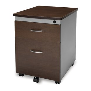 OFM Modular 2-Drawer Mobile Filing Cabinet