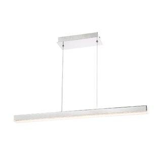 Orren Ellis Sturgeon 1 -Light LED Kitchen Island Pendant