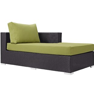 Brentwood Right Arm Chaise Sectional Piece with Cushions