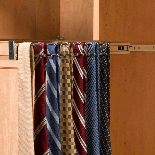 Rev-A-Shelf Pull-Out Side Mount Tie Rack & Reviews | Wayfair