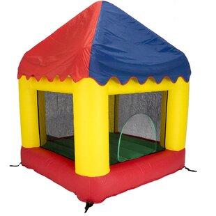 Combo Bounce House. by Bazoongi Kids  sc 1 st  Wayfair & Bazoongi Kids | Wayfair