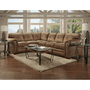Lininger Sectional by Millwood Pines Today Sale Only