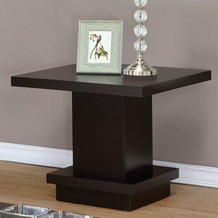 Delana Contemporary End Table By Wrought Studio