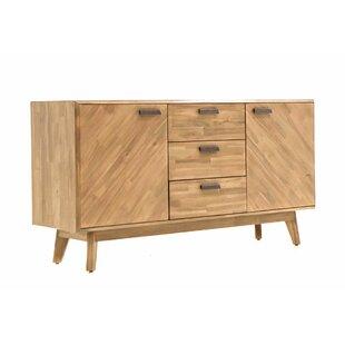 Felice Acacia Wood Sideboard
