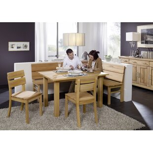 225 & Corner Dining Bench Set | Wayfair.co.uk