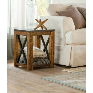 Battershell End Table by L..