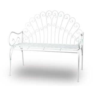 Fry Iron Bench By Lily Manor