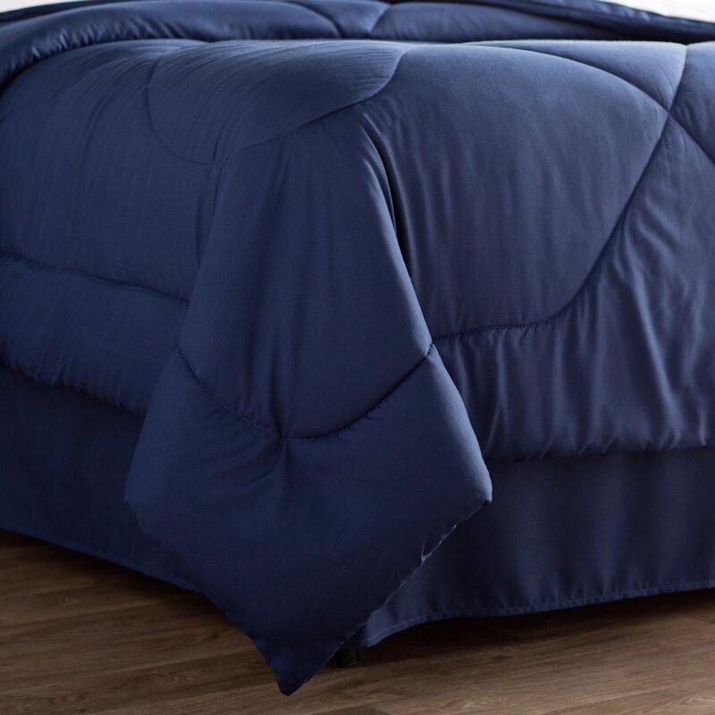 d235c2c12425 Wayfair Basics™ Wayfair Basics 8 Piece Bed in a Bag Set