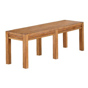 One Allium Way Plessis Twin Falls Wood Bench