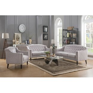 Sirius Configurable Living Room Set by Alcott Hill