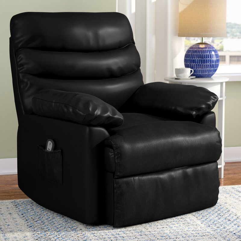 Rockefeller Power Wall Hugger Recliner & Red Barrel Studio Rockefeller Power Wall Hugger Recliner \u0026 Reviews ... islam-shia.org