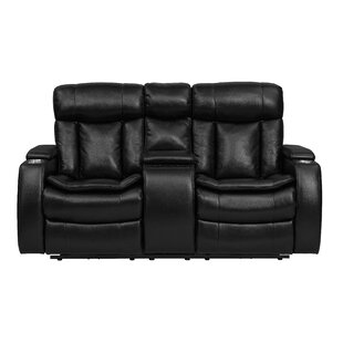 Shop Hallett Reclining Loveseat by Latitude Run