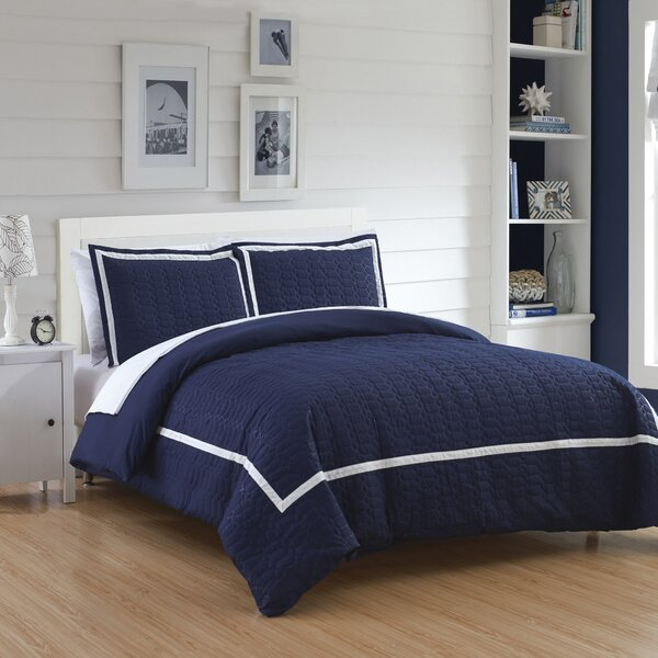 Alcott Hill Boundary Bay Duvet Set & Reviews by Alcott Hill