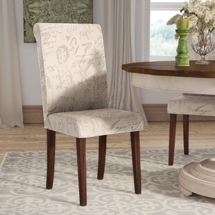Reviews LaSalle Upholstered Dining Chair (Set of 2) (Set of 2) by Lark Manor Reviews (2019) & Buyer's Guide